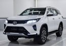 Toyota Fortuner Legender 2021