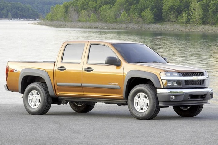 Chevrolet Colorado - 09