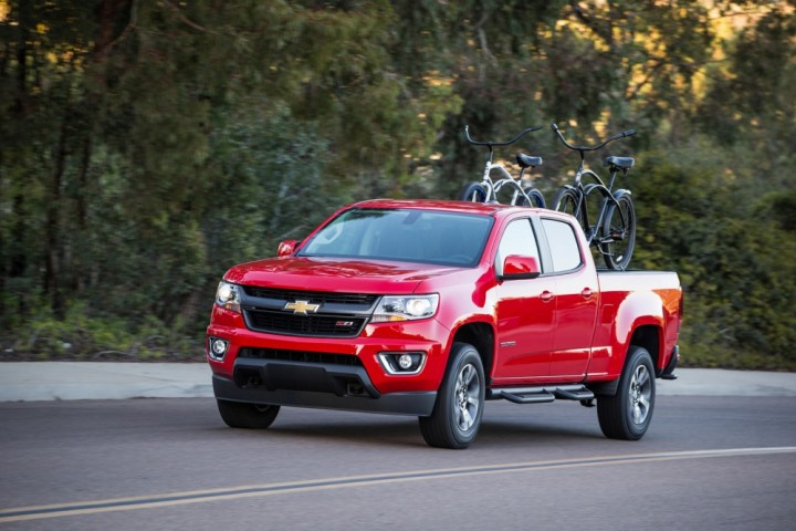 Chevrolet Colorado - 10