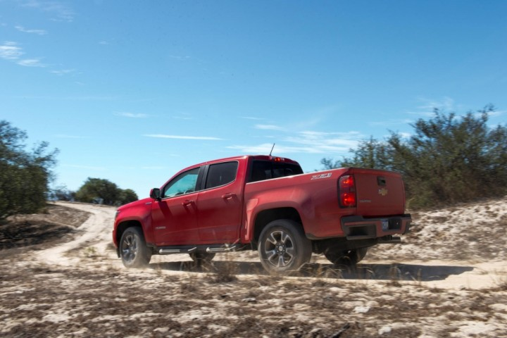 Chevrolet Colorado - 12