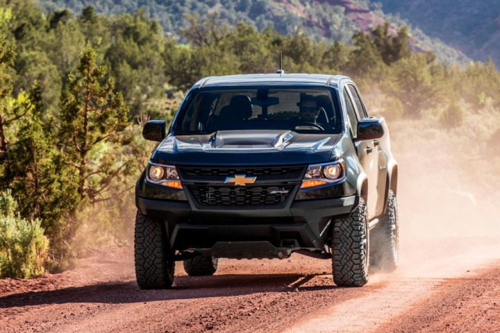 Chevrolet Colorado - 28